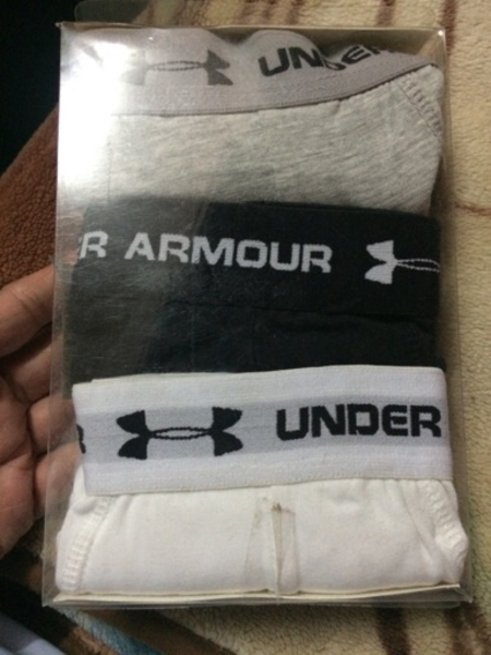Used Under Armour Boxers for Mens in Dubai, UAE