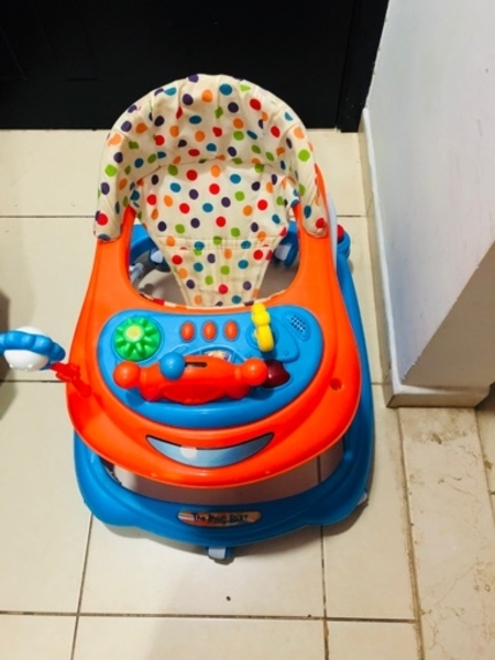 Used BABY WALKER IN GOOD CONDITION in Dubai, UAE