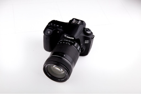 Used Canon 60D with lenses  in Dubai, UAE