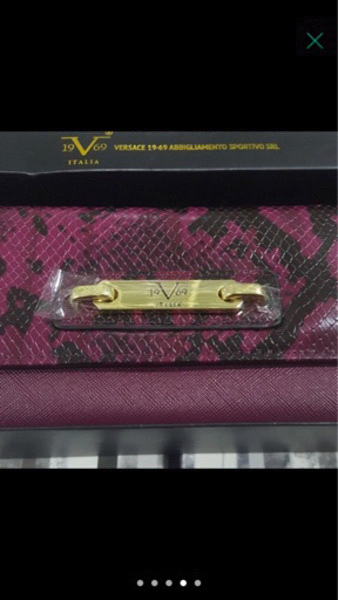 Used Versace Wallet Authentic brand new in Dubai, UAE