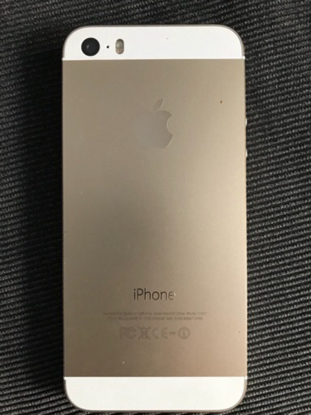 Iphone 5s - 16 gb - Like New