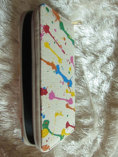 Used Paint splatter wallet in Dubai, UAE