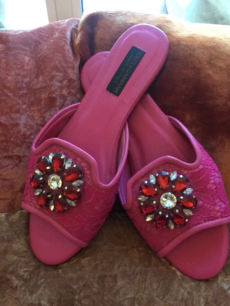 Used Brand new Dolce & Gabbana slides in Dubai, UAE