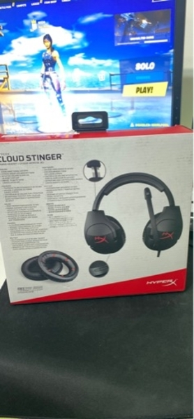 Used HYPERX CLOUD STINGER GAMING HEADSET in Dubai, UAE