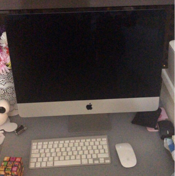 Used iMac with printer in Dubai, UAE