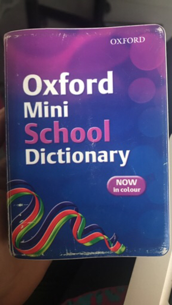Used Mini english dictionary in Dubai, UAE