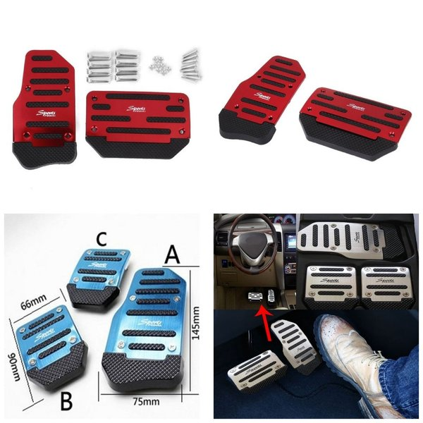 Used Auto accessories pedals + 3 free gifts in Dubai, UAE