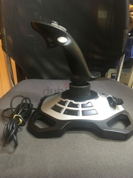 Used Gaming joystick from Logitech in Dubai, UAE