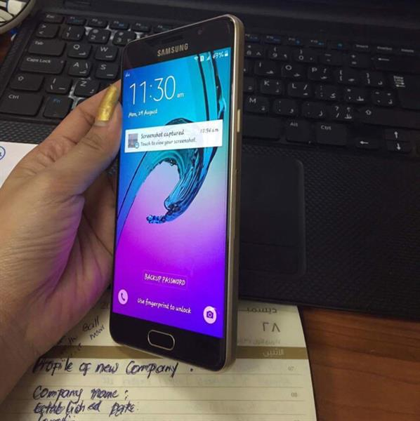Samsung A5 2016  Under 8 Months Sharaf DG Warranty  With Box And All  Accessories , p175477 - Melltoo com