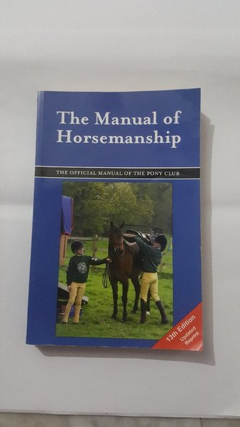 Used The manual of horsemanship in Dubai, UAE