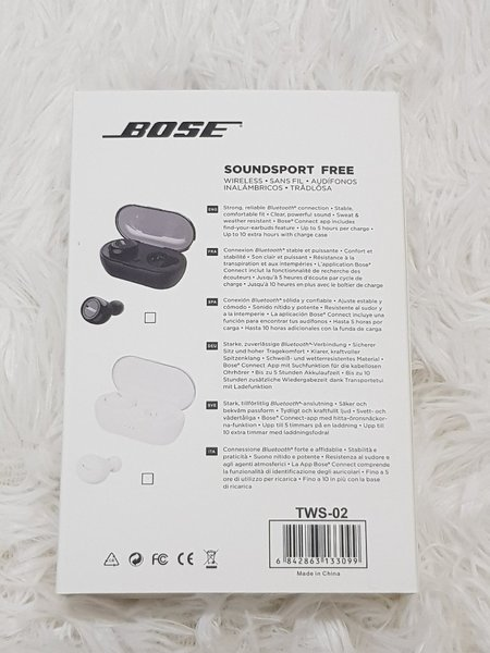 Used Bose♤ Earbuds in Dubai, UAE