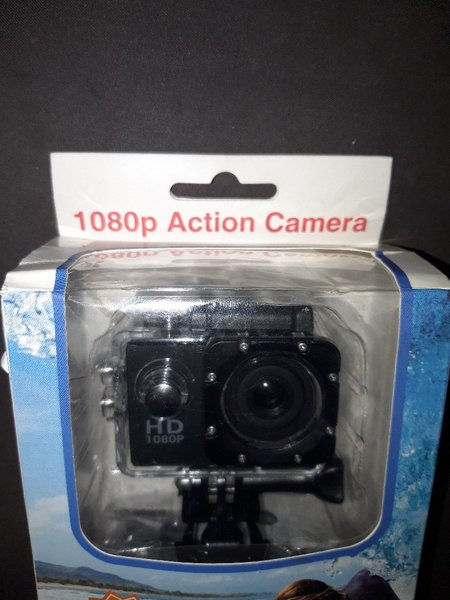 Used Action camera (HD 1080p) in Dubai, UAE