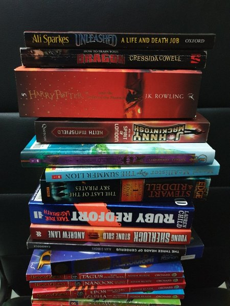 Used 25 books by famous authors negotiable in Dubai, UAE