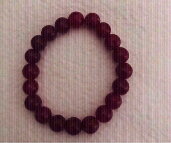 Used Red Agate Bracelet Natural ♥️ in Dubai, UAE