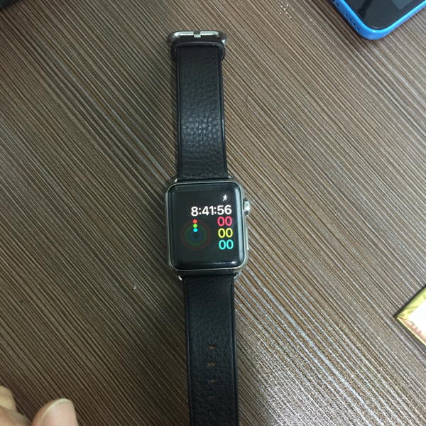 Used apple watch originals .  with charger and box  in Dubai, UAE