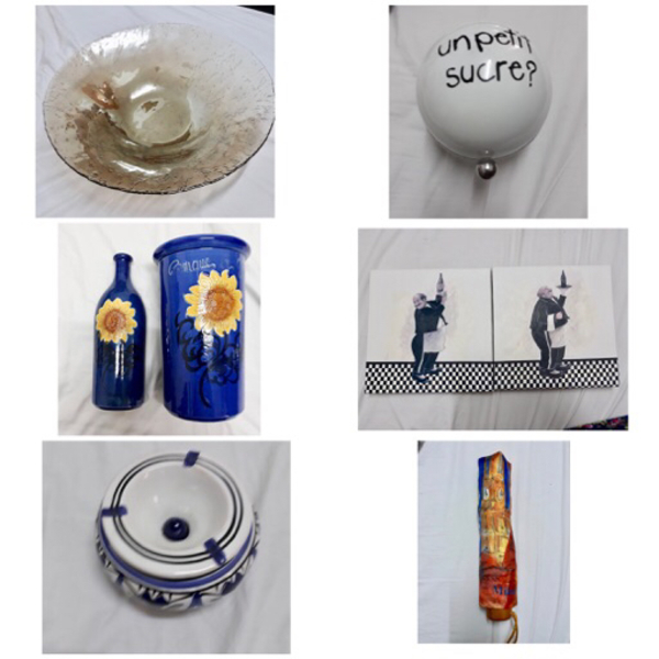 Used 11 Branded home decor in mint condition in Dubai, UAE