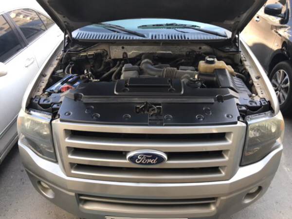 Used Ford Expedition 2008 Limited edition USA in Dubai, UAE