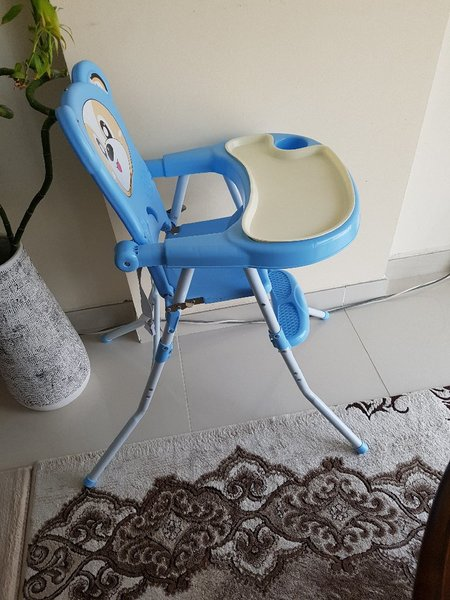 Used Baby Dining Table in Dubai, UAE