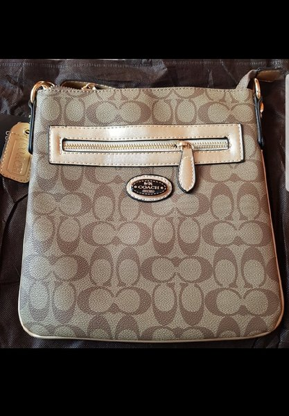 Used Coach Sling Bag - not original in Dubai, UAE