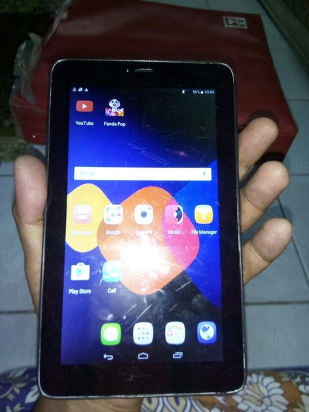 Used alcatel tab 3 pixi with simcard in Dubai, UAE
