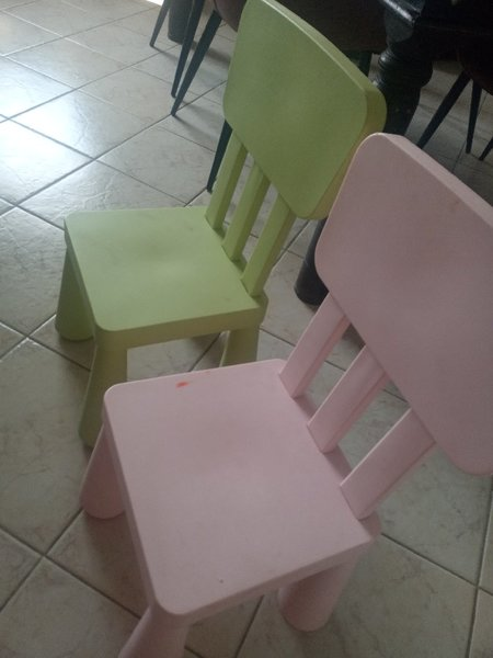 Used kids table in Dubai, UAE