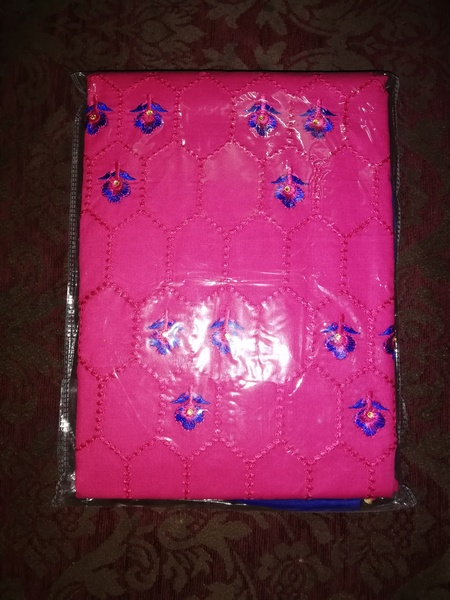Used Unstiched churidar material.. New pack in Dubai, UAE