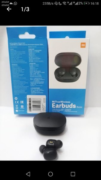 Used MI. EARBUDS ONLY GOOD OFFER in Dubai, UAE