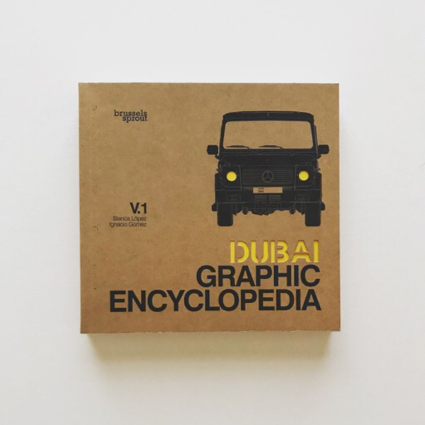 Used Book: Dubai Graphic Encyclopedia in Dubai, UAE