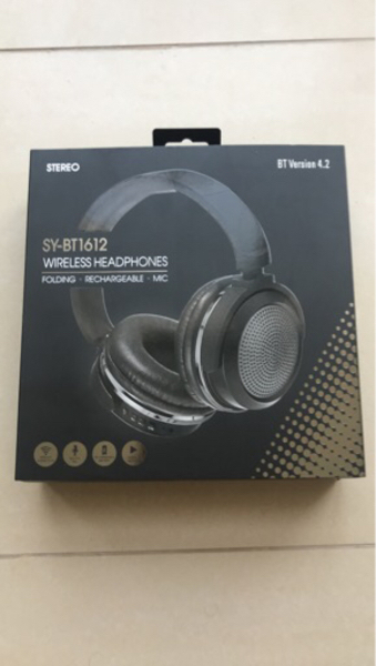 Used Wireless Stereo Headphones NEW in Dubai, UAE