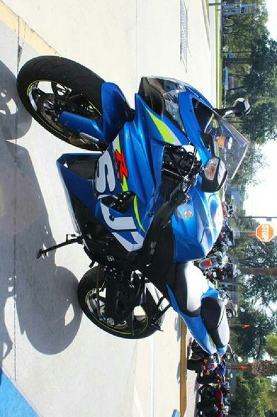 Used 2015 suzuki gsxr 1000cc in Dubai, UAE