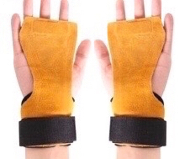Used NEW 2pcs Palm Protection Grip Belts in Dubai, UAE