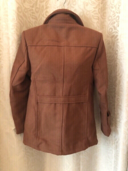 Used Winter jacket with removable bib size M in Dubai, UAE