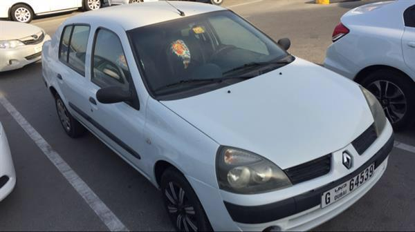 Used Renault Clio 2005 in Dubai, UAE