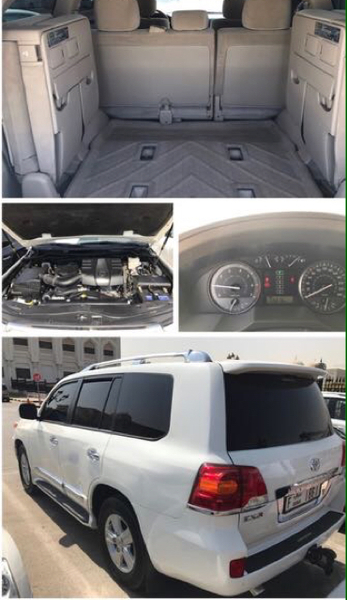 Used 2013 Land Cruiser In Top Mint Condition. Given Price Is Final. Come Have A Test Drive. V6 EXR MID OPTION. 056-9007868 in Dubai, UAE