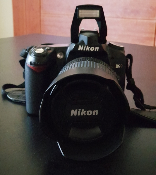 Used Nikon D90 Used but like new best price. in Dubai, UAE