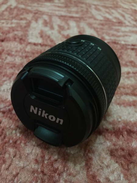Used Nikon 18-55mm Lens in Dubai, UAE