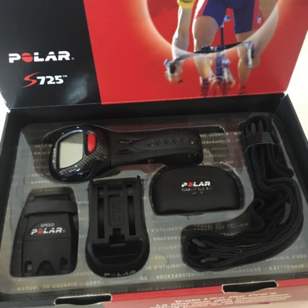 Used Polar cycling heart rate monitor in Dubai, UAE