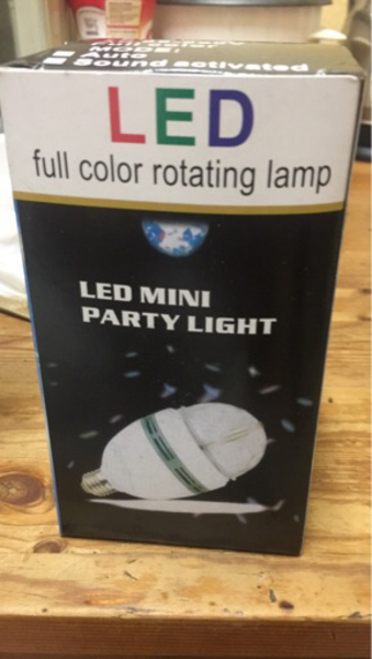 Used party light in Dubai, UAE
