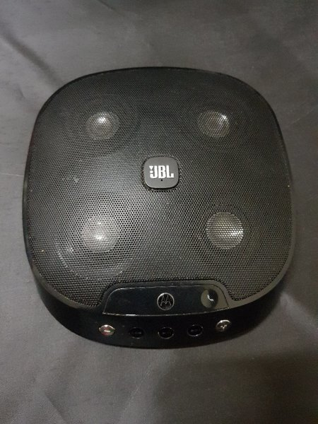 Used motoroker JBL Bluetooth speaker in Dubai, UAE