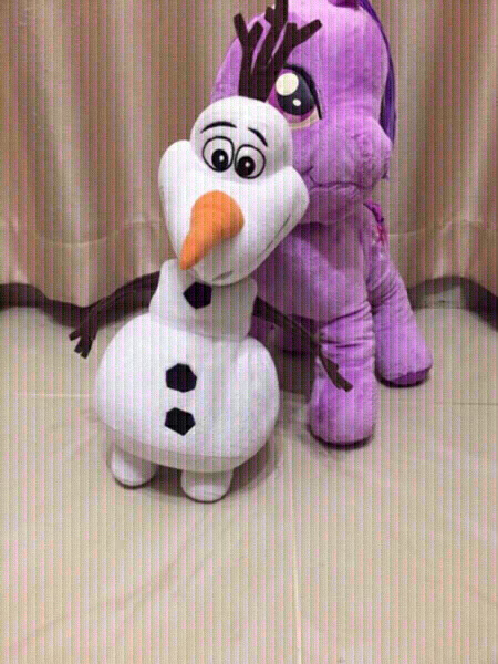 Used Pony and Olaf new in Dubai, UAE