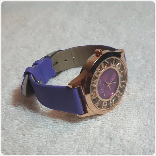 Used Purple MARC JACOBS WATCH fashion  in Dubai, UAE