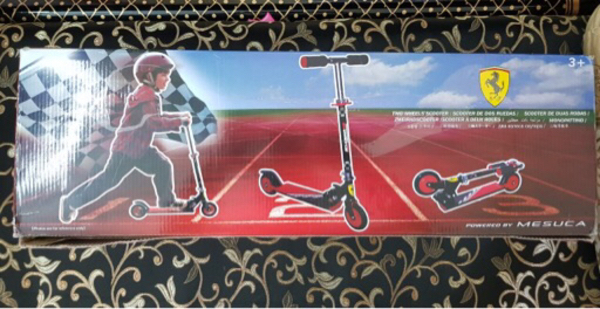 Used Buy Ferrari scooter and get 2 free gift! in Dubai, UAE