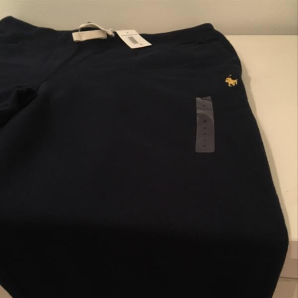 Used Ralph lauren Joggers. Brand New. Navy Blue Color, Extremely Stylish  in Dubai, UAE