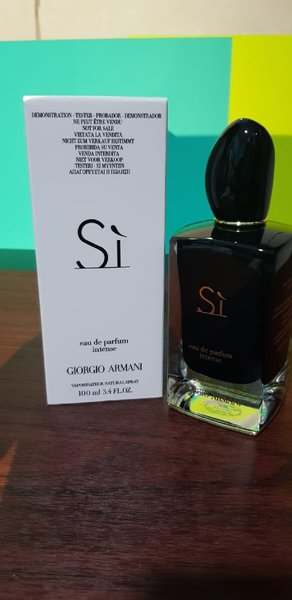 Used Armani SI tester in Dubai, UAE