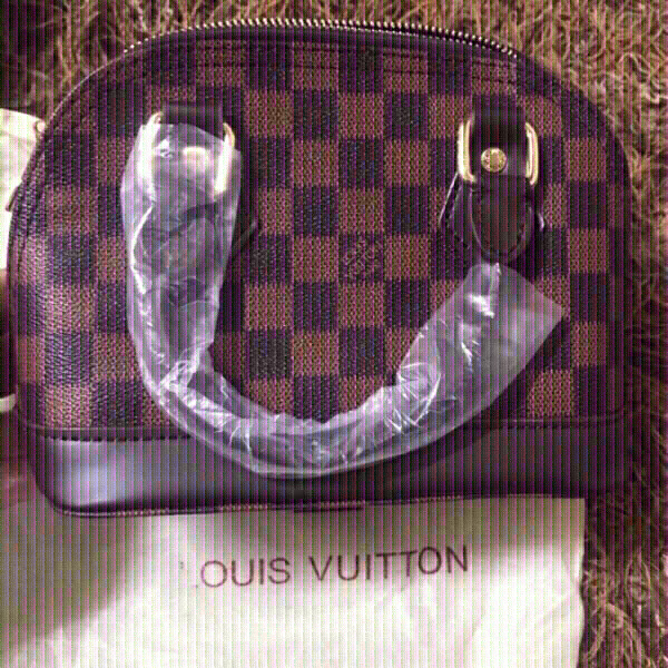 Used Small size Louis Vuitton handbag 👜 in Dubai, UAE