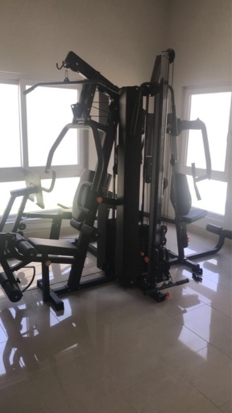 Used Gym in your home only 9000  . in Dubai, UAE