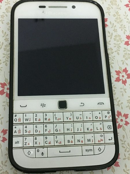 Used Blackberry Classic Perfect Condition in Dubai, UAE