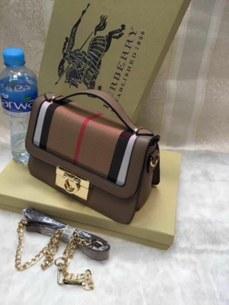 Used New Burberry sling bag at 115 AED in Dubai, UAE