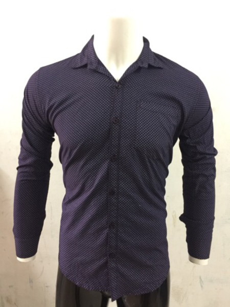 Used Purple Diamond shirt - Size XXL in Dubai, UAE