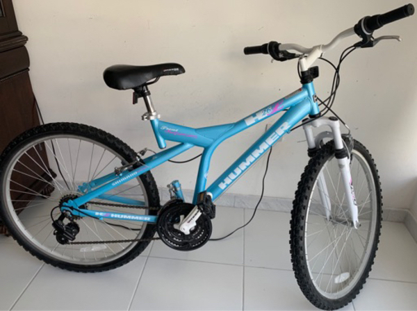 Used Hammer bicycle brand new 7 speeds in Dubai, UAE